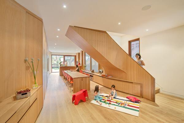 Howland Residence, designed by Williamson Chong Architects.