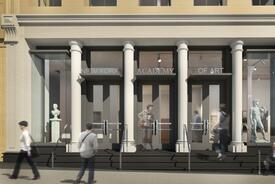 New York Academy of Art -New Storefront and Gallery