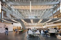 Hinman Research Building Rehabilitation and Adaptive Use