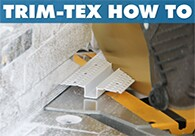 Trim-Tex Reveal Bead Installation Video