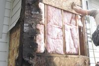 A Rot-Resistant Chimney Chase