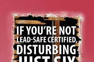 8 Firms in CO, ND, ID Pay Nearly $25K in Settling Lead-Paint Rule Allegations