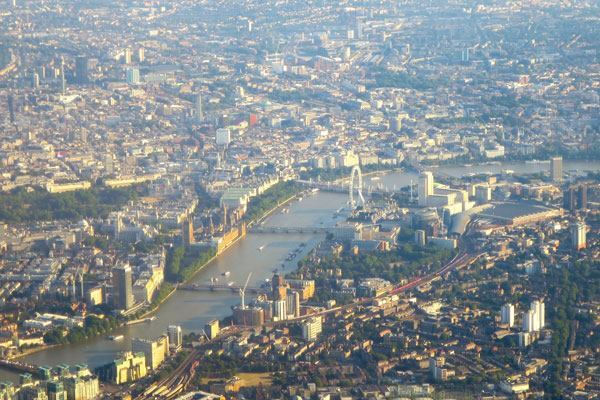 A new survey of individual behavior and the built environment will be administered by researchers in London.