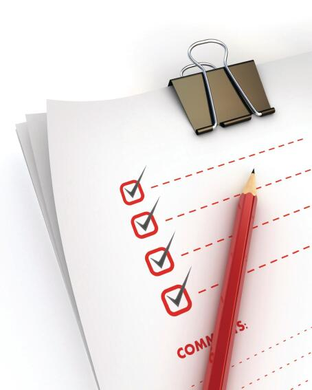 Never Miss a Step: Getting Things Right Using Checklists
