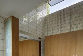 Shou Sugi Ban Bath