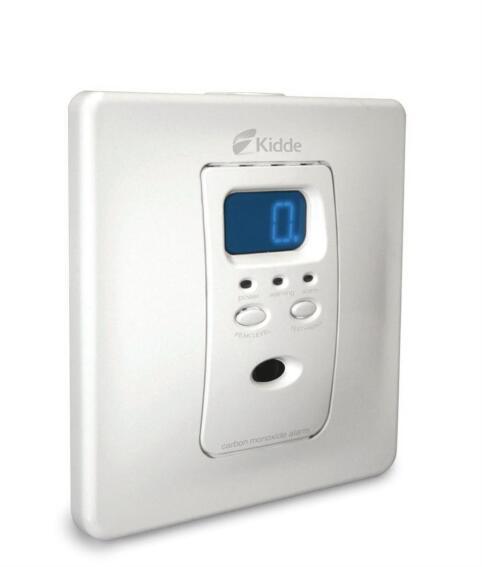 Kidde Silhouette Carbon Monoxide Alarm