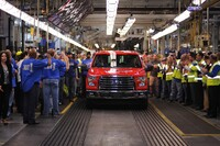 The New F-150 Is Now In Production