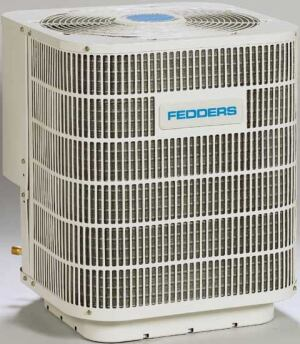 Despite their increased efficiency, Fedders' air-conditioning units are still the same size. For more information, visit www.fedders.com.