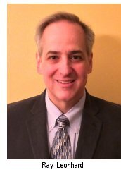 Ray Leonhard, BIA's new president and CEO