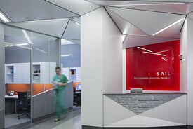 Weill Cornell Surgical Practice Expansion & Renovation Phase III – Skills Acquisition and Innovation Laboratory