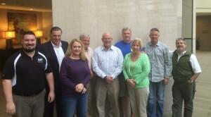 NDPA board members - NDPA