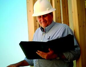 "KEEPING TRACK: Village Homes senior safety manager Robert Fast knows ""to the penny"" how much an injury costs the company. The builder uses a designated medical clinic for all jobsite injuries, which helps pinpoint which trades and activities are prone to accidents."