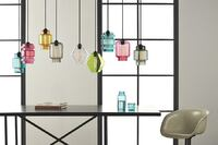 Crystalline Series Pendant Light Fixtures