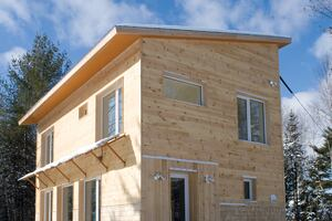 An Affordable Passive House - Part 1 - Airtight and Super-Insulated With Familiar Materials