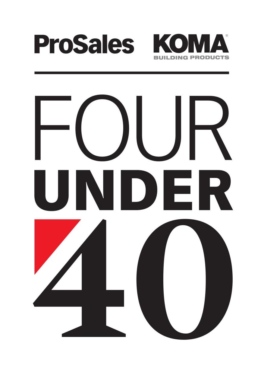 Koma Becomes Sponsor Of Prosales Four Under 40 Program