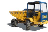 Powerful and Versatile Off-Road Dumper