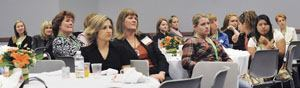 Attendees at this year's Women in Concrete Breakfast & Forum heard how industry influencers found their passion for concrete.