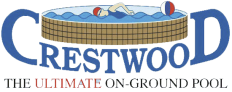Crestwood Pools, Inc. Logo
