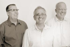 Kevin Wilcock, David Baker, and Peter MacKenzie