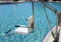 Motion Trek BP 350 ADA Compliant Aquatic Lift