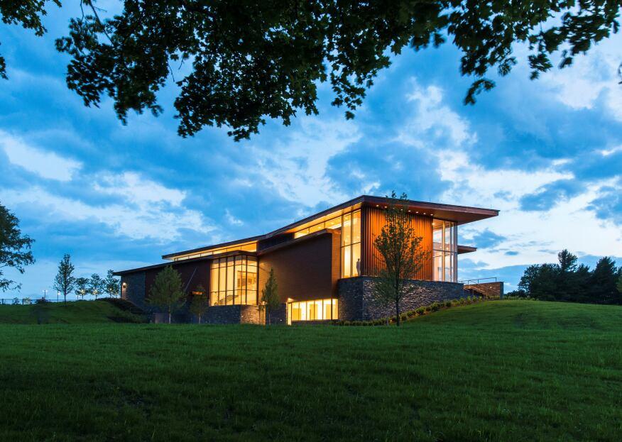Center for Art and Education, Ann Beha Architects, Shelburne, Vt.