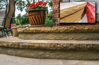Butterfield Color One Piece Cantilevered Step Liner