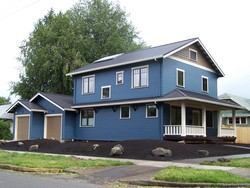 Trend 7: Passive House-certified homes like this one built by Bilyeu Homes in Salem, Oregon, are so well insulated that they require no furnaces or ducts, and are heated by the everyday activity of the occupants.