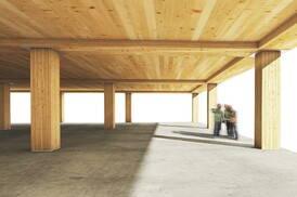 T3 Becomes The First Modern Tall Wood Building In The U S