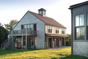 Nantucket Barn Renovation