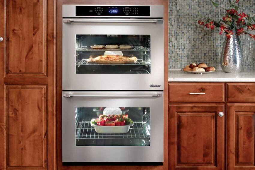 Renaissance double wall oven by Dacor