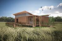 University of Maryland Wins Solar Decathlon Architecture Competition