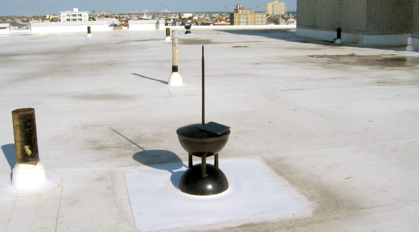 High-Wind Security for Low-Slope Roofs