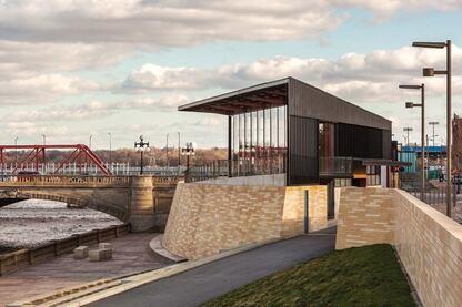 Principal Riverwalk Hub Spot