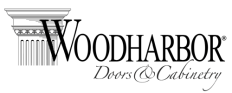 Woodharbor Doors and Cabinetry Logo