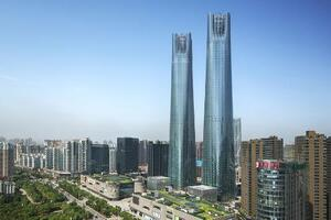 Jiangxi Nanchang Greenland Central Plaza, Parcel A