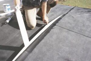Low Slope Reroof With Epdm Jlc Online Roofing