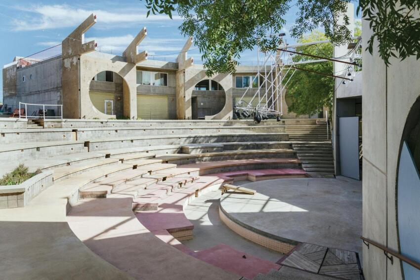 Past Progressives, 1979: Arcosanti's East Crescent Complex