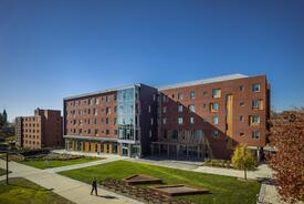 Living Learning Residence Hall 6