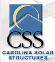 Carolina Solar Structures Logo