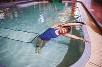 Firm Releases Aquatic Exercise Aid