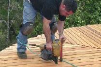 Fastening Deck Boards