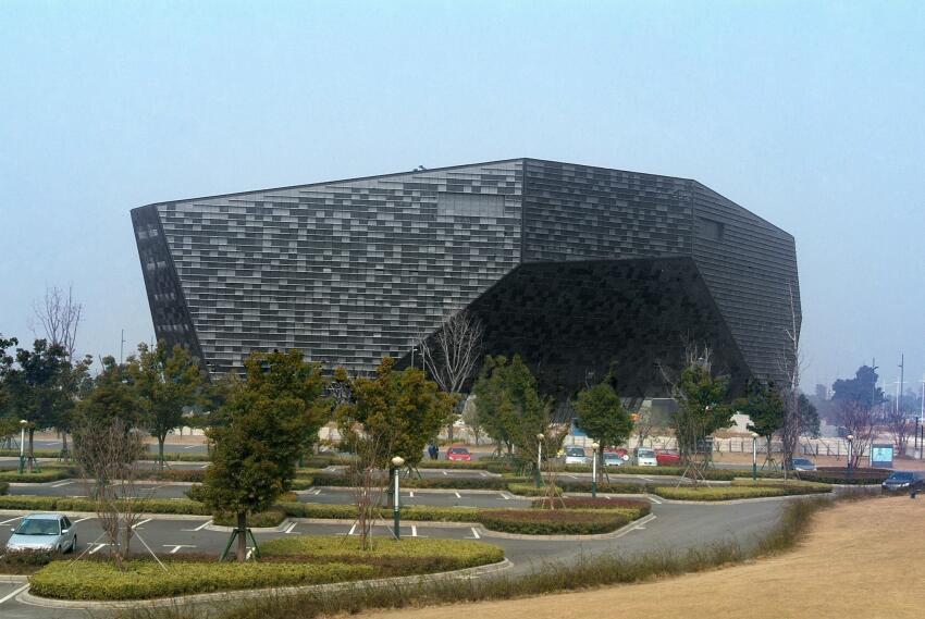 Winner, Innovation in Generative Design: Wujin Council Offices, in Changzhou, Jiangsu, China, by Lab Architecture Studio with SIADR