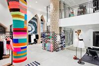Dover Street Market New York Makes a Serious Fashion Statement