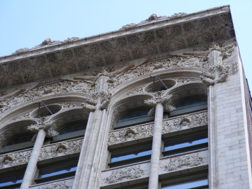 Louis Sullivan: Bayard-Condict Building