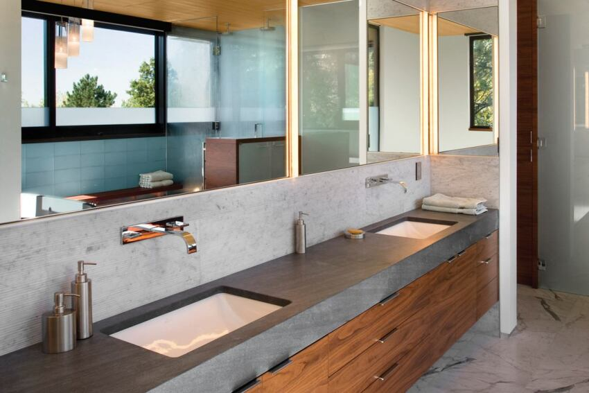 Syncline Master Bath