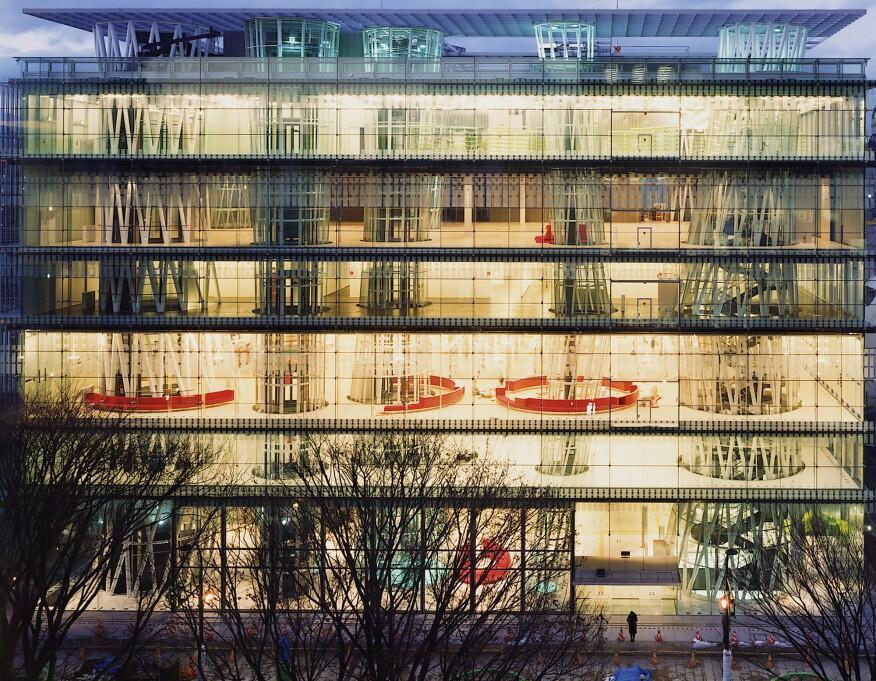 Sendai Mediatheque, by Toyo Ito & Associates
