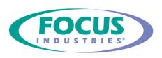 Focus Industries Logo