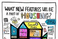 The Future of Housing in Drawings