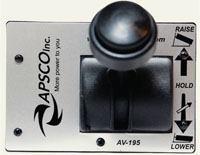 Hoist valve