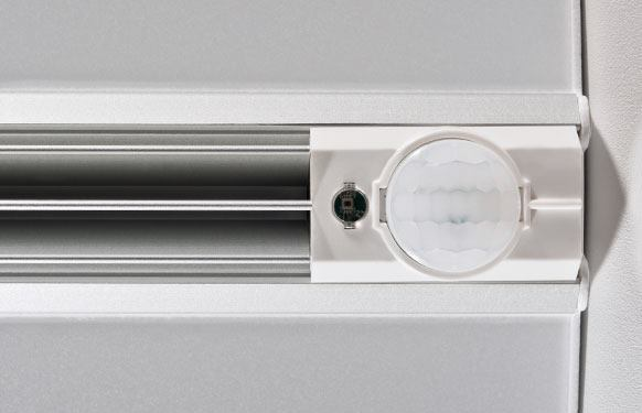 Earlier this year, Cree added its proprietary SmartCast dimming to its CR Series LED architectural troffers.